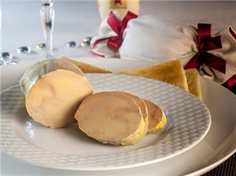 "Whole Goose Foie Gras from the Périgord ""au Torchon"" - Half-Cooked 250g"